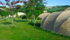 Huurtent-groot-B&B-Agricamp-Picobello-Shell-inkijk-minicamping-bed&breakfast-trekking